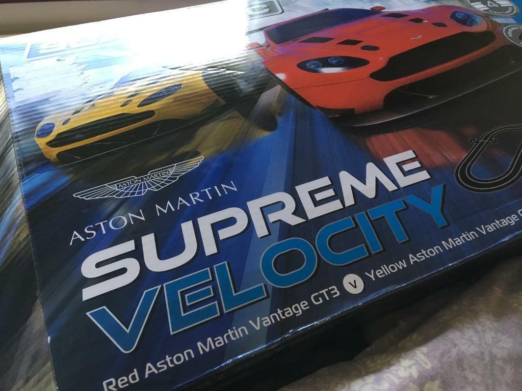 Scalextric Supreme Velocity