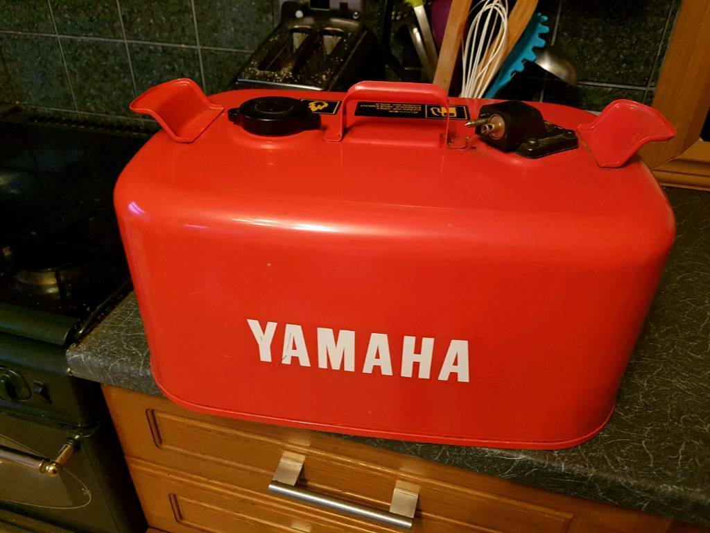Yamaha Outboard Fuel Tanks Metal Portable Tank Wire Wiring Boat In Poole Dorset Gumtree Connector