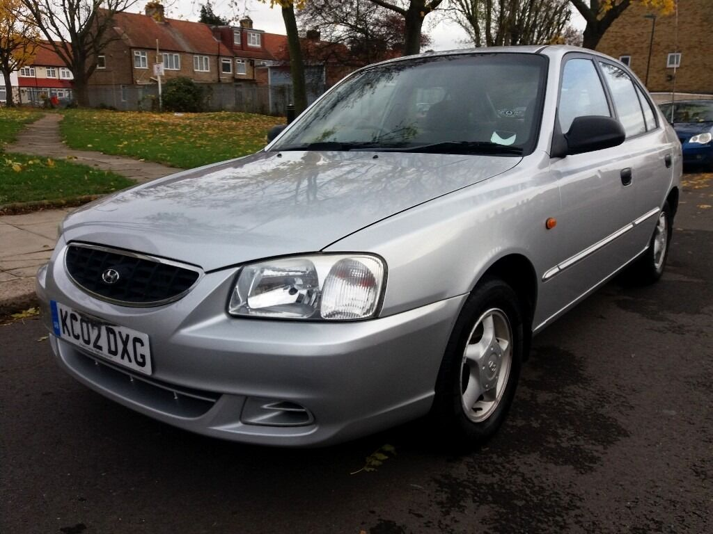 2002 hyundai accent ii – pictures, information and specs auto.