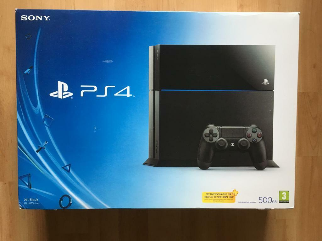767a06b4f467 ... headset manual Array - sony playstation ps4 500gb console boxed with  controller cables rh gumtree com