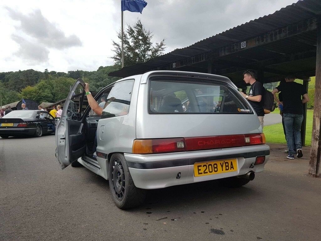 Custom Harness Charade Gtti Data Wiring Daihatsu Turbo Highly Modified 200hp In Gloucester Rh Gumtree Com 1989