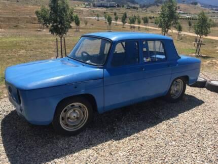 Renault 8 for sale australia