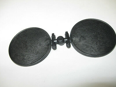 60mm round bases for wargaming-pack of 8