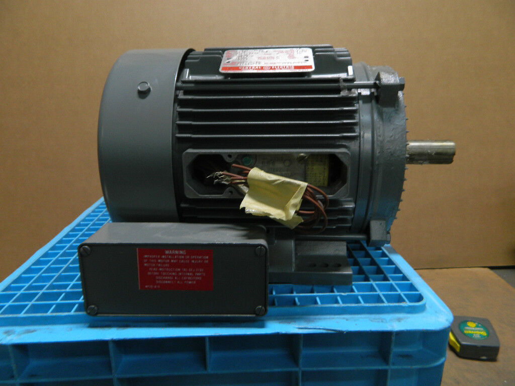 Ge electric motor 575 volt model no 5k184ax9530 3 phase for 3 phase motor hp to amps