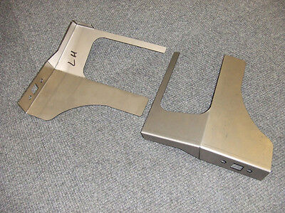 Land Rover Defender & Series 2/3 Bulkhead Repair Panels LEFT & RIGHT