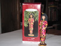 1997 CHINESE BARBIE ORNAMENT