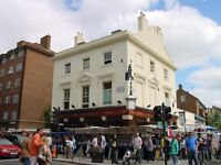 Earl of Lonsdale, 277-281 Westbourne Grove, London Pub Management Couple Required