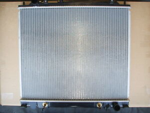 Radiator-Mitsubishi-L300-Express-L400-WA-2-4l-4cly-some-Diesel-check-bottom-hose