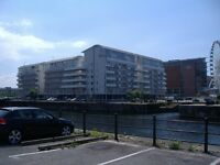 Royal Quay, Liverpool waterfront L3 - Two bedroom furnished apartment with parking