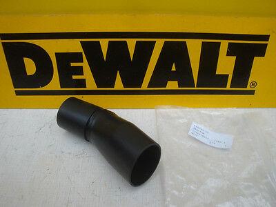 DEWALT DW718 MITRE SAW DUST COLLECTION BAG ADAPTOR 618240-00