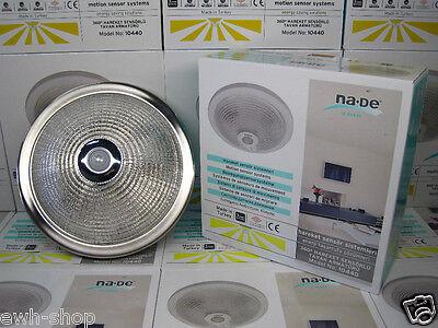 Plafoniere Con Rilevatore Di Presenza : Sensore lampada da soffitto plafoniera con rilevatore di