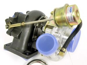 RACE T3 T04E TURBO CHARGER TURBOCHARGER .50 AR 57 TRIM 400HP EXTERNAL WASTEGATE
