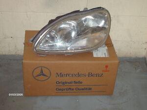 """MERCEDES """"S-class"""" (W220) HEAD-LIGHTS"""