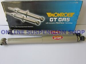 Commodore VT VX VY VZ Sedan MONROE GT GAS Rear Shock Absorbers