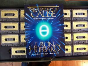 Anatomy of Cause - 16th American ACC lectures by L. Ron Hubbard Edmonton Edmonton Area image 1