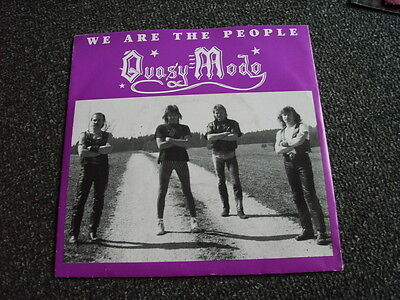 Quasy Modo-We are the People 7 PS-Made in Germany-Feldhausen-Heavy Metal