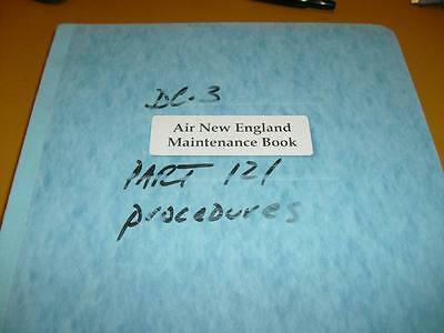 DC-3  Part 121 Procedures Manual