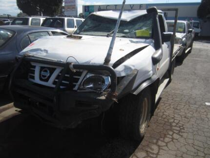 WRECKING NISSAN PATROL*ALL PARTS IN STOCK*OFFERS WELCOME Brooklyn Brimbank Area Preview