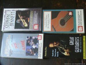 Byrd, Kessel, Ellis, Dadi, Bolt,  Bennett Guitar concert  tapes