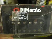 Dimarzio F spaced humbucker bridge pickup DP160