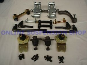 Ford Falcon XC XD XE XF XG Front Steering & Suspension Kit