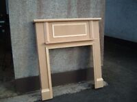 MADE TO MEASURE WOODEN FIREPLACE SURROUNDS surround