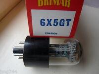 6x5gt Brimar Foreign Valve Tube 1 Pc - brimar - ebay.co.uk