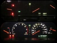 Dash Cluster Heater Radio LED bulbs by SK Performance
