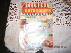 COMICS - ANYTHING CAR ORIENATED- MOSTLS UNDER THE CARLTON NAME