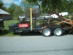 Free pick up of Scrap metals 613-827-7825