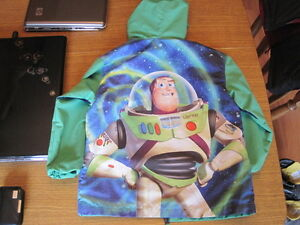 BUZZ LIGHTYEAR ITEMS - BACKPACK, WATERBOTTLE AND LUNCHBAG ++++