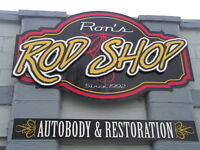 Complete Turn Key Hot Rod Shop w/ Residence
