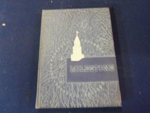 1940 EASTERN KENTUCKY STATE TEACHERS COLLEGE YEARBOOK - MILESTONE - YB 200