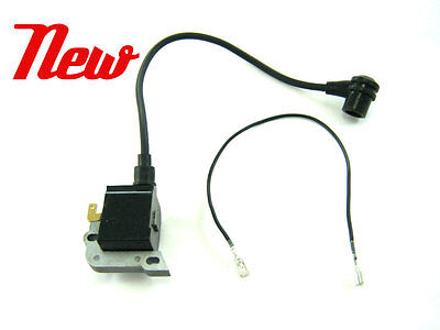 Fits Jonsered Ignition Coil + Cap+ Wire 670 ,670 Champ, 630, 625, ( Nice )