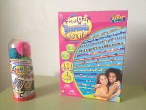 Toys for sale: Checkers, Etch S Sketch, craft kits and more London Ontario image 2