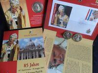 Vatikan 2005 85 Jahre Papst Johannes Paul II. Bayern - Immenstadt Vorschau