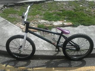 BMX For Sale With 25/9 Gearing