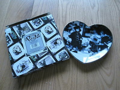 KIM ANDERSON / ENESCO PRETTY AS A PICTURE FOREVER MY LOVE PLATE LIMITED EDITION
