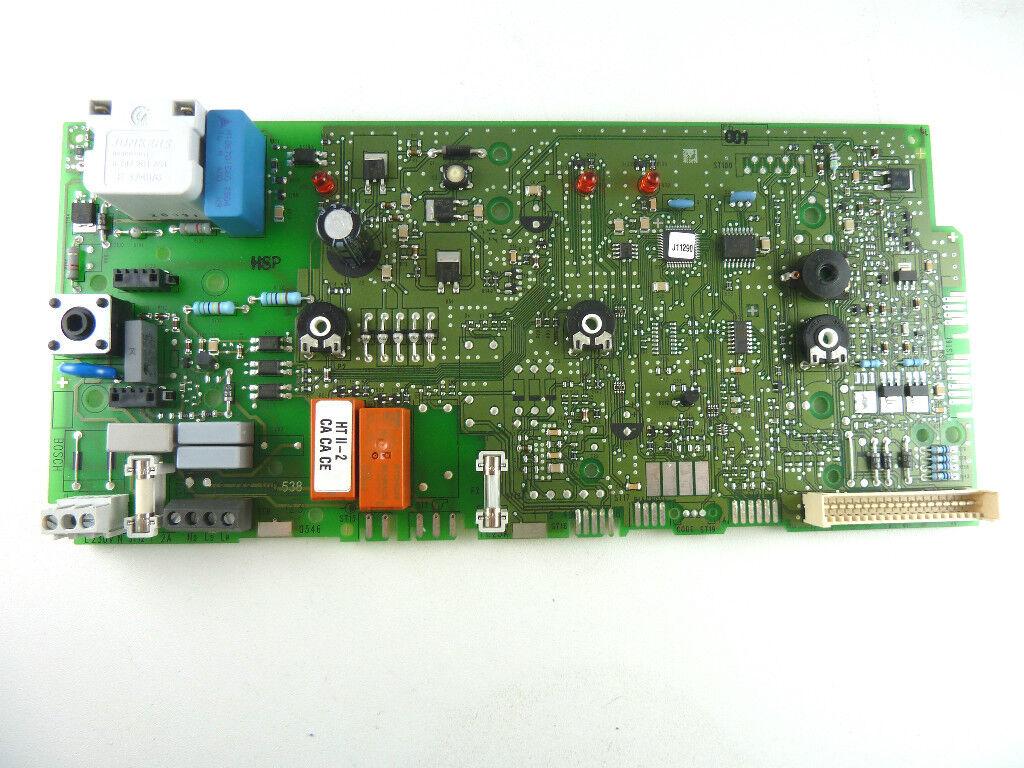 Worcester 35cdi Mk2 Printed Circuit Board Pcb 87483004300