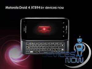 UNLOCKED-NEW-Motorola-Droid-4-XT894-4G-16GB-Black-Smartphone-1-2GHz-8MP