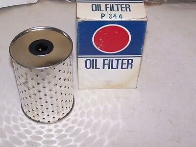 AC? Canister Oil Filter #P334, 1955-1964 Ford Truck L6 & 292 V8 - NOS