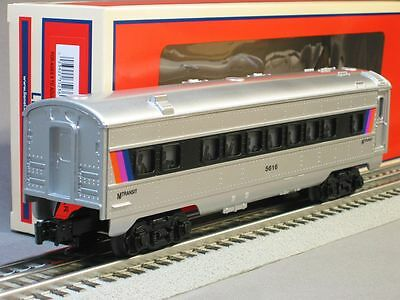 LIONEL NJ TRANSIT # 5616 COACH PASSENGER CAR 6-30169 o gauge train 6-35236 on Rummage