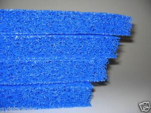 Matala 4 Pk Blue Filter Mats 39 X48 Pads Koi Pond Media