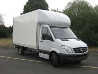 Man with a large van for hire Moves,Transport,House Clearing deliveries