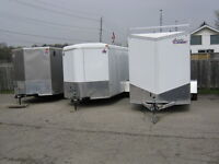 ENCLOSED UTILITY TRAILERS STARTING AT $1,895