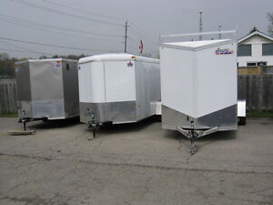 UTILITY TRAILERS, ENCLOSED CARGO TRAILERS, OPEN TRAILERS Oakville / Halton Region Toronto (GTA) image 1