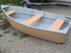 9 ft Wooden Dinghy