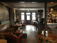 Experienced Chef De Partie required for busy gastropub in Mill Hill, NW London - £8.50ph