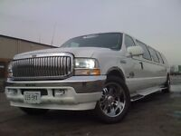 V.I.P. Limo company Kitchener wedding  Limousine  519-221-5466