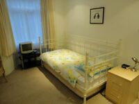Lovely bright Single Room, fully furnished, Brighton Central house. ALL BILLS INCLUDED